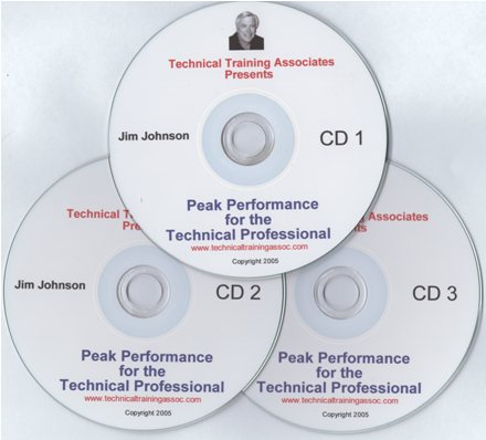PEAK Performance Audio Book 3CDs